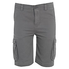 Buy Animal Boys' Anthony Cargo Shorts, Grey Online at johnlewis.com