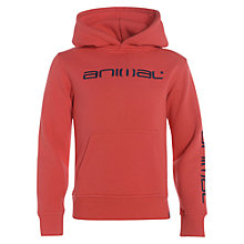 Buy Animal Children's Falta Hoodie Online at johnlewis.com