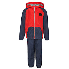Buy Converse Boys' Jogger Set, Navy/Red Online at johnlewis.com