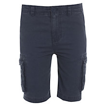 Buy Animal Boys' Cargo Shorts, Indigo Online at johnlewis.com
