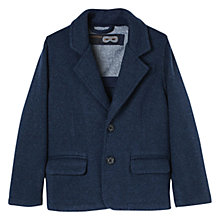 Buy Mango Kids Boys' Wool Blend Blazer Online at johnlewis.com