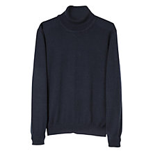 Buy Mango Kids Boys' Turtleneck Jumper Online at johnlewis.com