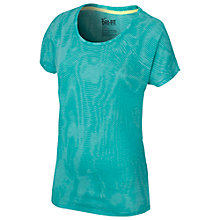 Buy Nike Club Waves Boyfriend T-Shirt Online at johnlewis.com