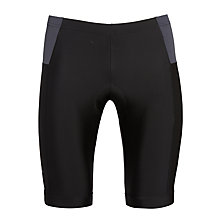 Buy Adidas Response Team Cycling Shorts, Black/Grey Online at johnlewis.com