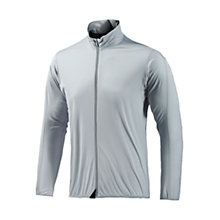 Buy Adidas Infinity Men's Cycling Wind Jacket, Light Grey Online at johnlewis.com