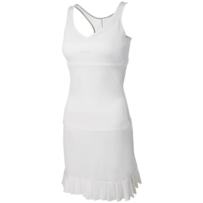 Adidas All Premium Tennis Dress, White