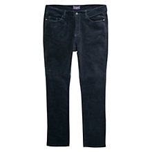 Buy Violeta by Mango Slim-Fit Corduroy Trousers Online at johnlewis.com