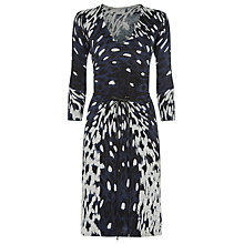 Buy Planet Animal Dress, Multi Dark Online at johnlewis.com