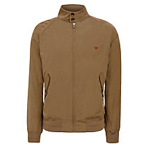 Buy Hackett London Harry Classic Harrington Jacket Online at johnlewis.com