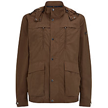 Buy Hackett London Summer Parka Online at johnlewis.com