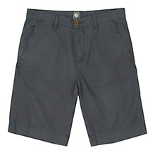 Buy Pretty Green Orton Linen Blend Shorts Online at johnlewis.com