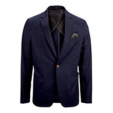 Buy Selected Homme One Ian Blazer, Navy Blazer Online at johnlewis.com