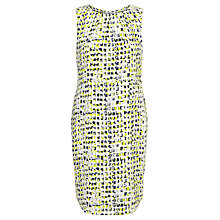 Buy COLLECTION by John Lewis Edyta Sleeveless Print Silk Dress, Multi Online at johnlewis.com