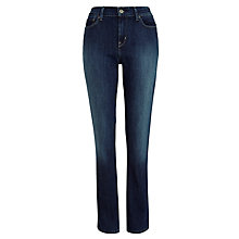 "Buy Levi's Demi Curve Straight Jeans 32"", Justice Online at johnlewis.com"
