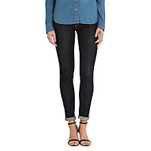 Buy Lee Scarlett Regular Waist Skinny Jeans, One Wash Online at johnlewis.com