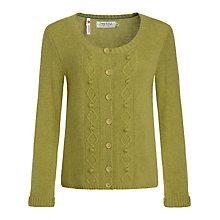 Buy Seasalt Carluddon Cardigan, Fennel Online at johnlewis.com