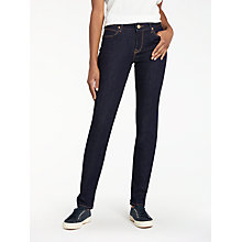 Buy Lee Marion Regular Waist Straight Leg Jeans, One Wash Online at johnlewis.com