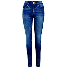 "Buy Levi's Hi-Rise Skinny Jeans 32"", Reservoir Online at johnlewis.com"