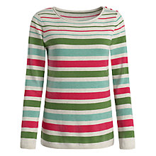 Buy Seasalt Lombard Jumper, Sandhill Multi Online at johnlewis.com