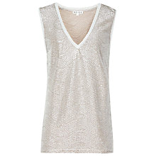 Buy Reiss Ona Vest Online at johnlewis.com