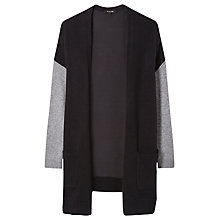 Buy Gerard Darel Manon Cardigan, Noir Online at johnlewis.com