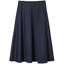 Buy Gerard Darel Jacobee Skirt, Marine Online at johnlewis.com