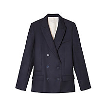 Buy Gerard Darel Valence Jacket, Marine Online at johnlewis.com
