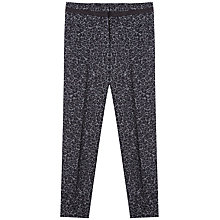 Buy Gerard Darel Pandora Trousers, Black/White Online at johnlewis.com