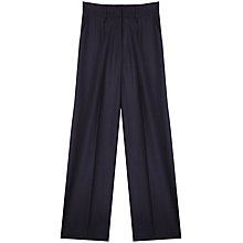 Buy Gerard Darel Patsy Trousers, Marine Online at johnlewis.com
