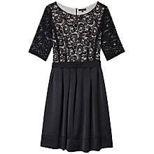 Buy Gerard Darel Raika Dress, Noir Online at johnlewis.com