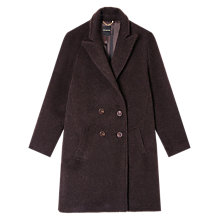 Buy Gerard Darel Caro Coat, Choco Online at johnlewis.com