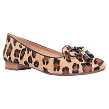 Buy Carvela Comfort Cat Flat Tasseled Loafers Online at johnlewis.com