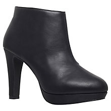 Buy Miss KG Brianna Platform High Heeled Ankle Boots Online at johnlewis.com