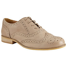 Buy Somerset by Alice Temperley Draycott Leather Brogues Online at johnlewis.com