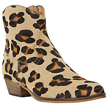 Buy Bertie Province Western Style Ankle Boots Online at johnlewis.com