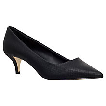 Buy Miss KG Collette Toe Point Kitten Heels Online at johnlewis.com