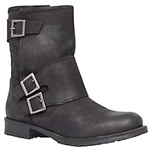 Buy Carvela Trent Buckle Detail Ankle Boots Online at johnlewis.com