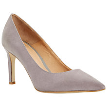 Buy Bertie Alissia Pointed Leather Court Shoes Online at johnlewis.com