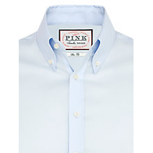 Buy Thomas Pink Dalton Plain Slim Fit Shirt Online at johnlewis.com