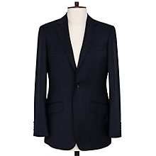 Buy Thomas Pink Dawson Wool Blazer, Navy Online at johnlewis.com