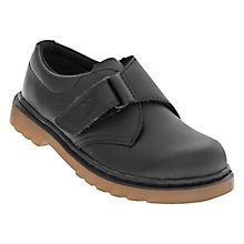 Buy Dr Martens Jerry Strap Shoe, Black Online at johnlewis.com