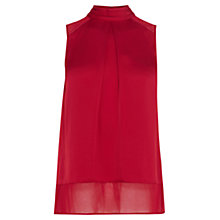 Buy Coast Aliba Top, Red Online at johnlewis.com