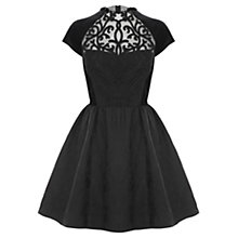 Buy Coast Arletta Dress, Black Online at johnlewis.com