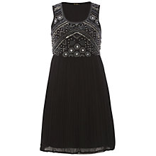 Buy Rise Maggie Dress, Black Online at johnlewis.com