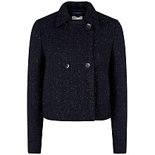Buy Fenn Wright Manson Keisha Jacket, Navy Online at johnlewis.com