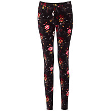 Buy French Connection Gardini Floral Jeans, Multi Online at johnlewis.com