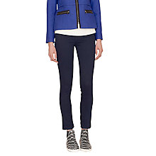 Buy L.K. Bennett Warren Stretch Jeans, Indigo Online at johnlewis.com