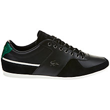Buy Lacoste Leather Taloire Trainers Online at johnlewis.com