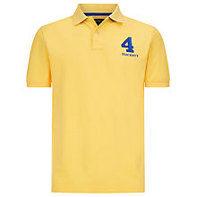 Buy Hackett London New Classic Numbered Polo Shirt Online at johnlewis.com