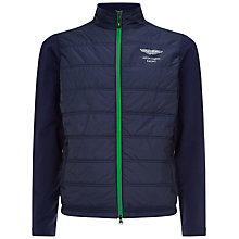 Buy Hackett London Aston Martin Jacket, Navy Online at johnlewis.com